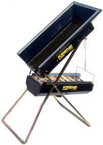 Keene 140s Vibrostatic Drywasher With Blower A Amp B Prospecting