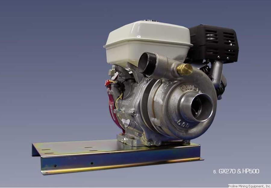 proline hp500 honda gx270 a b prospecting rh abprospecting com Honda GX340 Wiring-Diagram Honda GX390 Parts Diagram