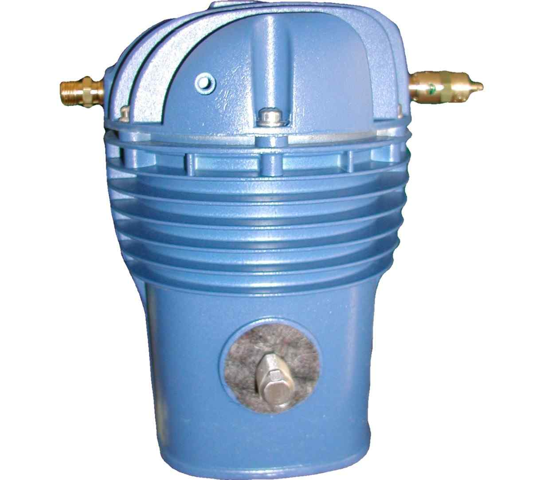 Air compressor a b prospecting - Hookah dive compressor ...