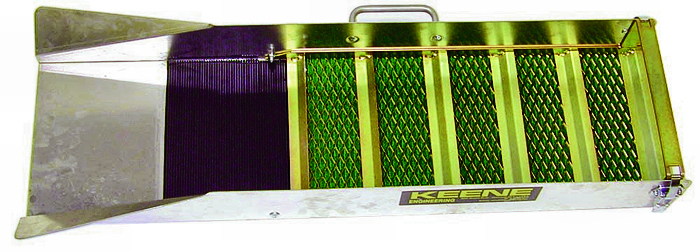 Keene A51 Sluice Box A Amp B Prospecting