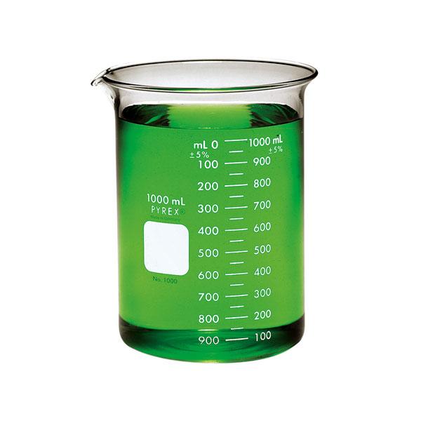 Liter Glass Beaker