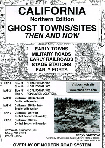 the ghost map thesis