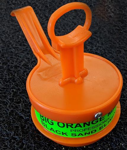 big orange magnet a b prospecting